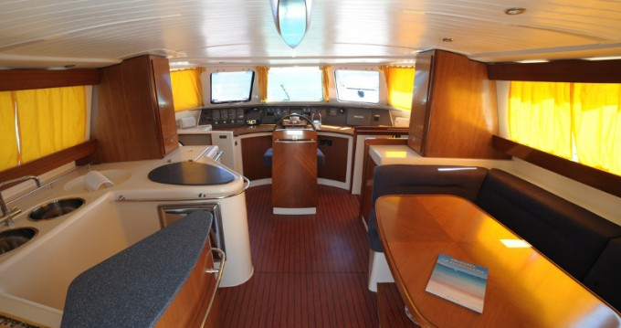 Alquiler de barcos Fountaine Pajot Maryland 37 enMarina di Portisco en Samboat