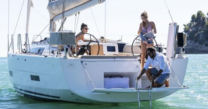 Alquiler de yate Marina di Portisco - Dufour Dufour 390 Grand Large en SamBoat