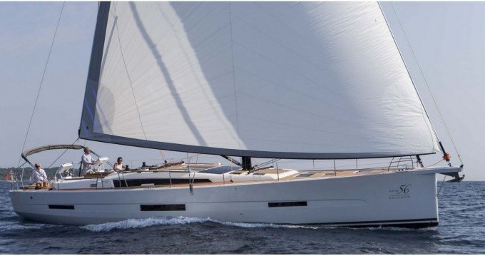 Alquiler de barcos Marina di Portisco barato de Dufour 56 Exclusive 2019