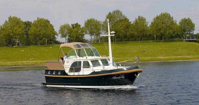 Alquiler de yate Capestang - Linssen Linssen Classic Sturdy 32 AC en SamBoat