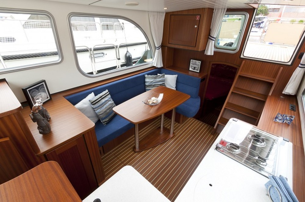 Alquiler de yate  - Linssen Linssen Classic Sturdy 32 AC en SamBoat
