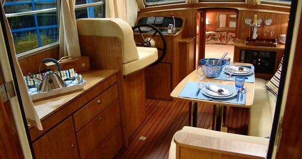 Alquiler Lancha en Capestang - Linssen Linssen Grand Sturdy 29.9 Sedan