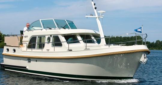 Alquiler de yate Tonnerre - Linssen Linssen 34.9AC en SamBoat