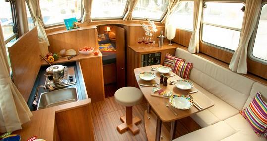 Alquiler de barcos Vermenton barato de Linssen 30.9AC