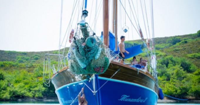 Alquiler de barcos Bodrum barato de Gulet Kaptan Yarkin