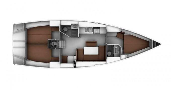 Alquiler de barcos Lefkada (Isla) barato de Cruiser 40