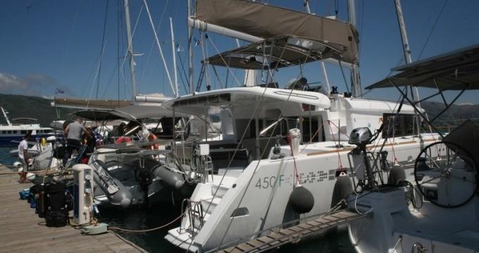 Alquiler de yate Lefkada (Isla) - Lagoon Lagoon 450 F en SamBoat