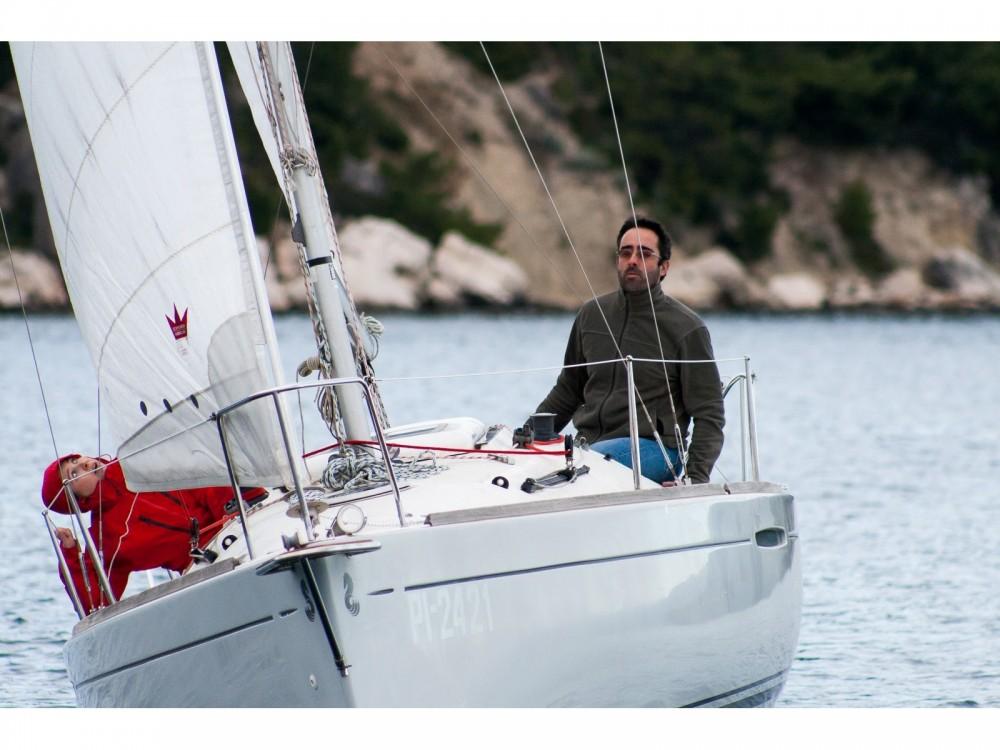 Alquiler de barcos Bénéteau Beneteau First 21.7 enSplit en Samboat