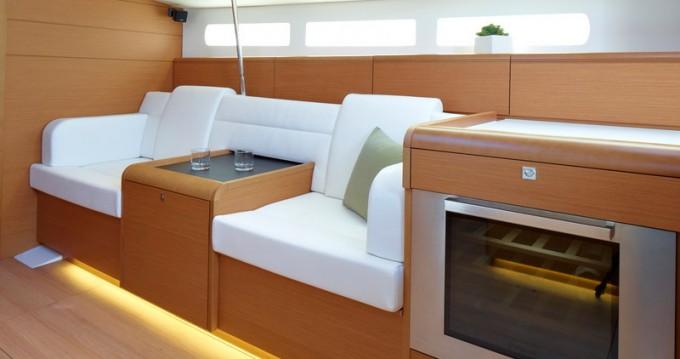 Alquiler de barcos Palma de Mallorca barato de Sun Odyssey 509
