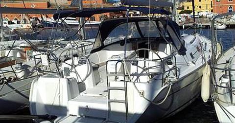 Alquiler de barcos Palma de Mallorca barato de Cyclades 39
