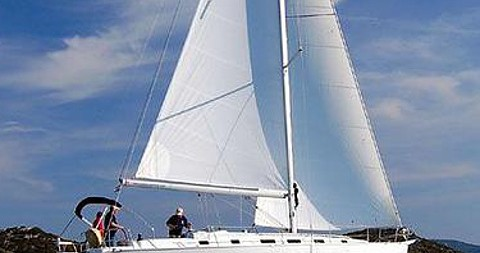 Alquiler de barcos Palma de Mallorca barato de Cyclades 43.4