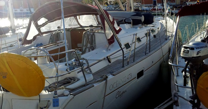 Alquiler de yate Palma de Mallorca - Bénéteau Oceanis 473 en SamBoat