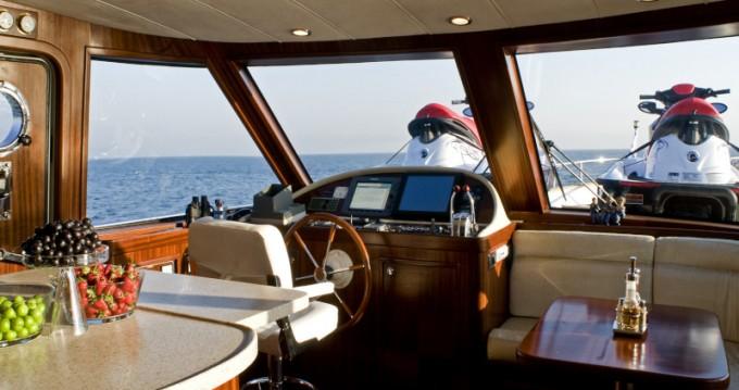 Alquiler Yate en Bodrum -  Motoryacht Azmim