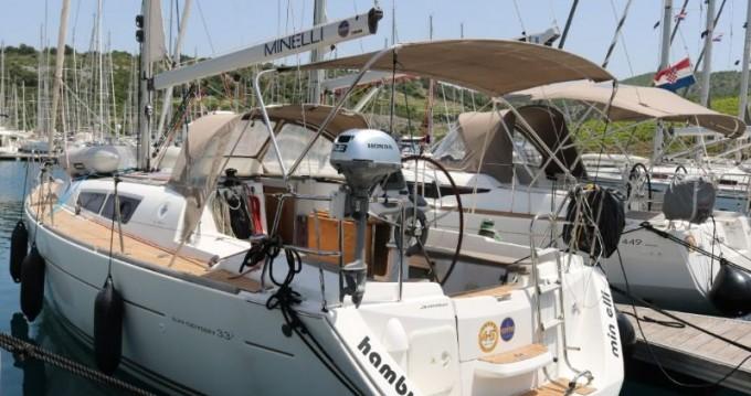 Alquiler de barcos Trogir barato de Sun Odyssey 33i