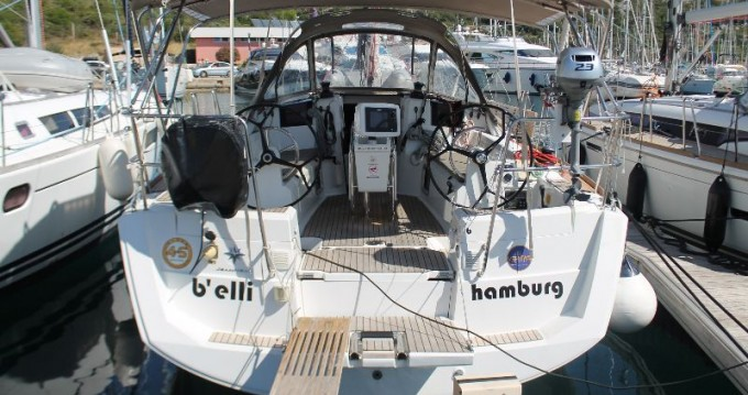 Alquiler de barcos Jeanneau Sun Odyssey 379 enTrogir en Samboat