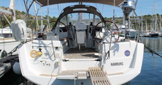 Jeanneau Sun Odyssey 379 entre particulares y profesional Trogir
