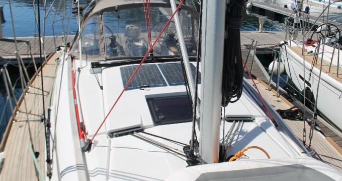 Alquiler Velero en Trogir - Jeanneau Sun Odyssey 379