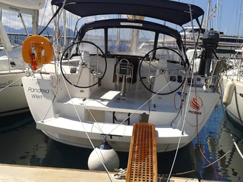 Alquiler de yate Marmaris - Dufour Dufour 450 GL en SamBoat