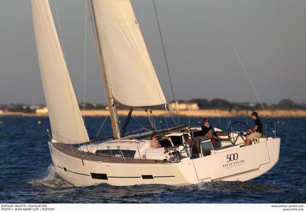 Alquiler de barcos Dufour Dufour 500 GL enMarmaris en Samboat
