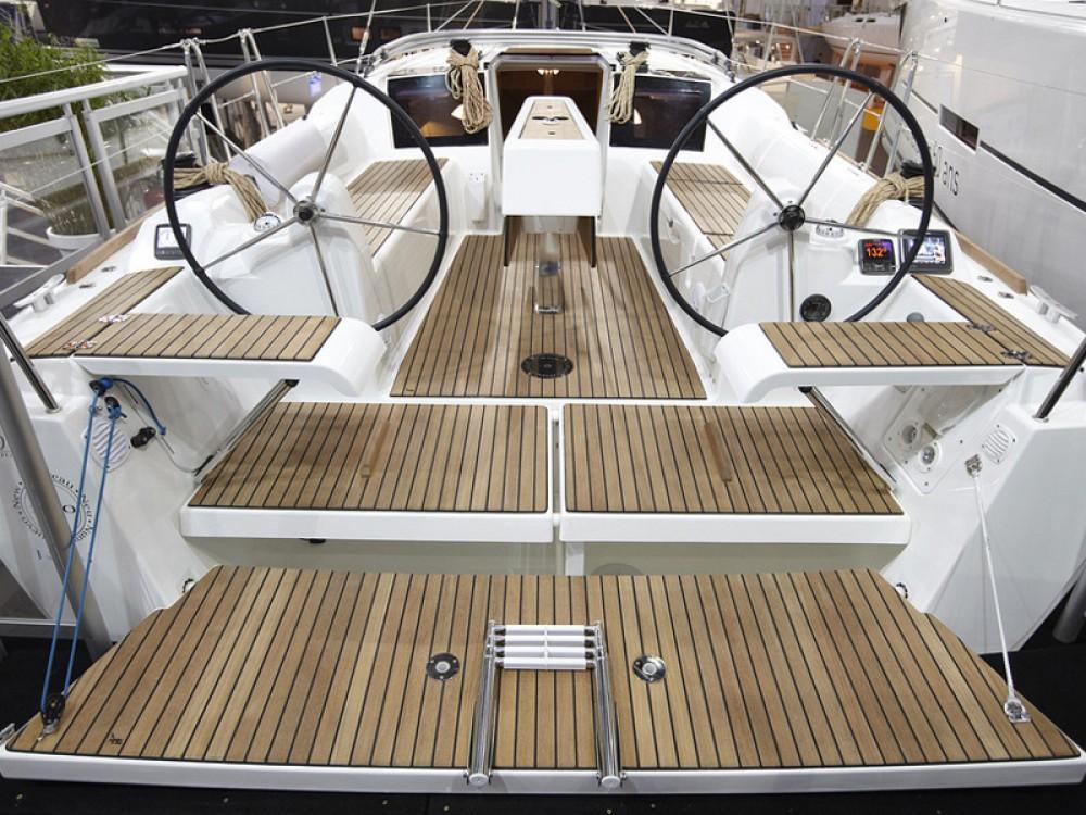Alquiler de yate Marmaris - Dufour Dufour 350 en SamBoat