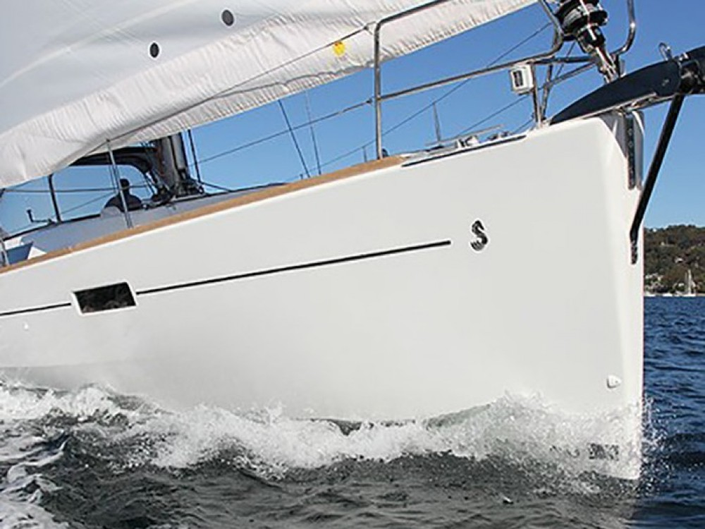 Alquiler de barcos Marmaris barato de Oceanis 45 (4 cabins)