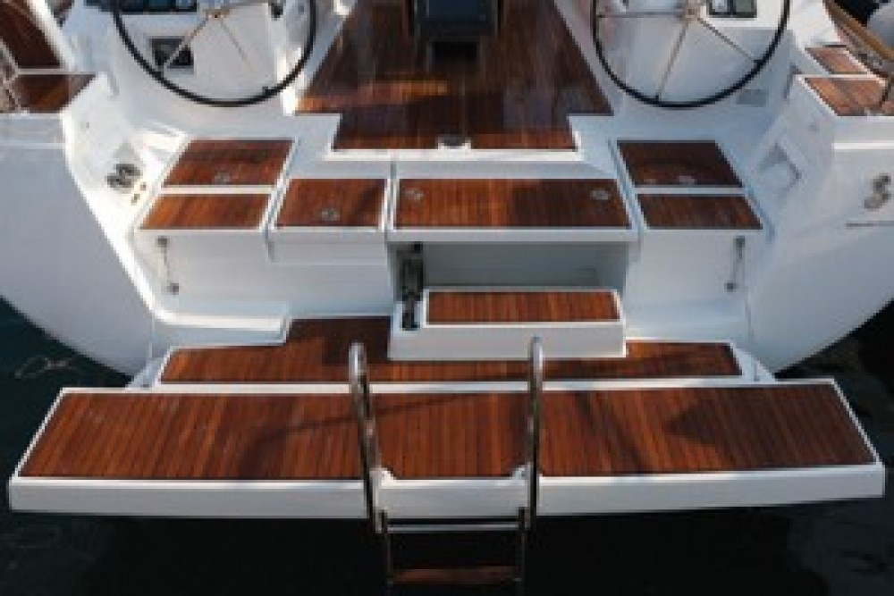Alquiler de yate Marmaris - Bénéteau Oceanis 45 (4 cabins) en SamBoat