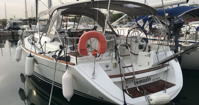 Alquiler de yate Atenas - Jeanneau Jeanneau - Sun Odyssey 44 en SamBoat
