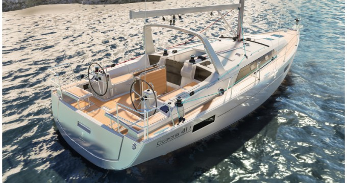 Alquiler de yate Atenas - Bénéteau Beneteau - Oceanis 41.1 en SamBoat
