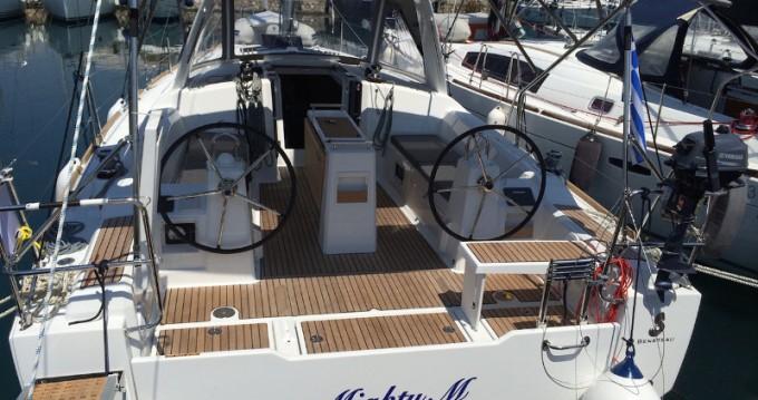 Alquiler de yate Atenas - Bénéteau Oceanis 38 en SamBoat