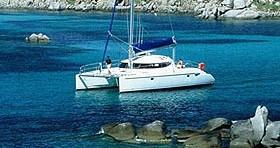 Alquiler Catamarán en Nettuno - Fountaine Pajot Lavezzi 40