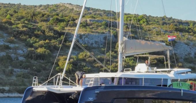 Alquiler de Dufour Dufour 48 Catamaran en Ragusa