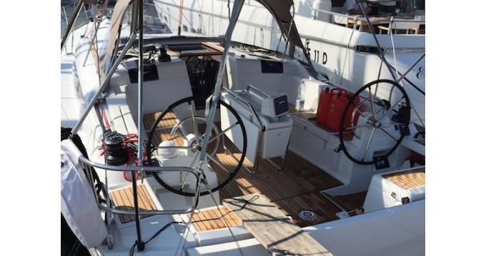 Alquiler de barcos Jeanneau Sun Odyssey 449 enSalivoli en Samboat