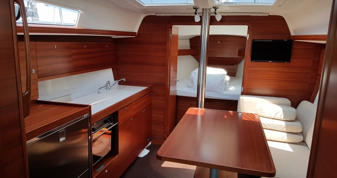 Dufour Dufour 382 Grand Large entre particulares y profesional Medulin