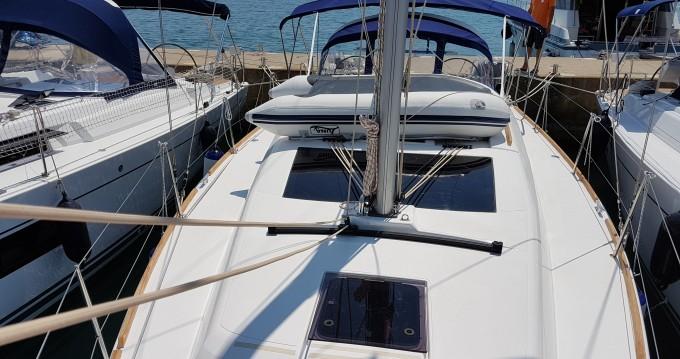 Alquiler de barcos Dufour Dufour 382 Grand Large enMedulin en Samboat