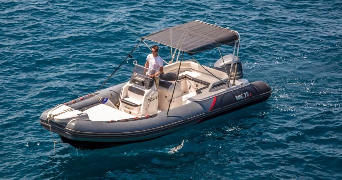 Alquiler Lancha Bsc con título de navegación