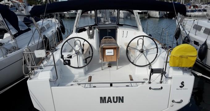 Alquiler de barcos Medulin barato de Oceanis 38