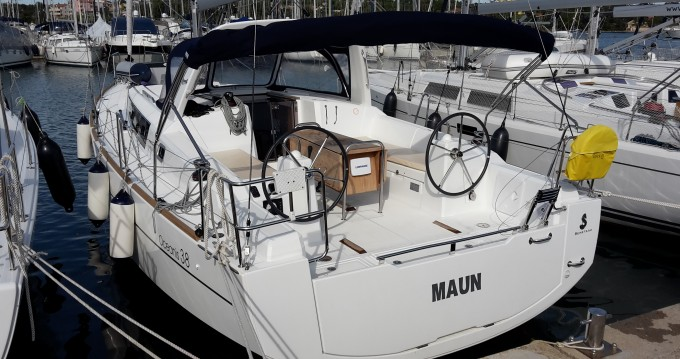 Alquiler de yate Medulin - Bénéteau Oceanis 38 en SamBoat