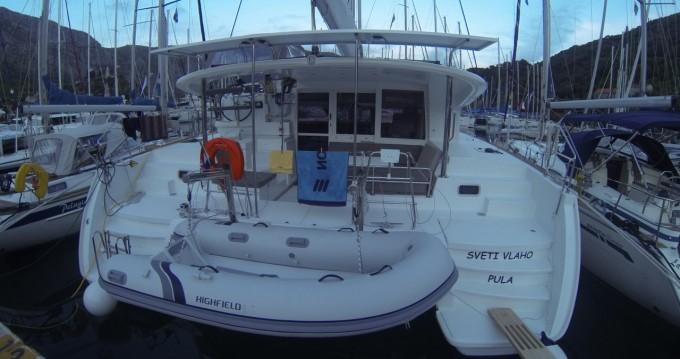 Alquiler de barcos Ragusa barato de Lagoon 400 S2