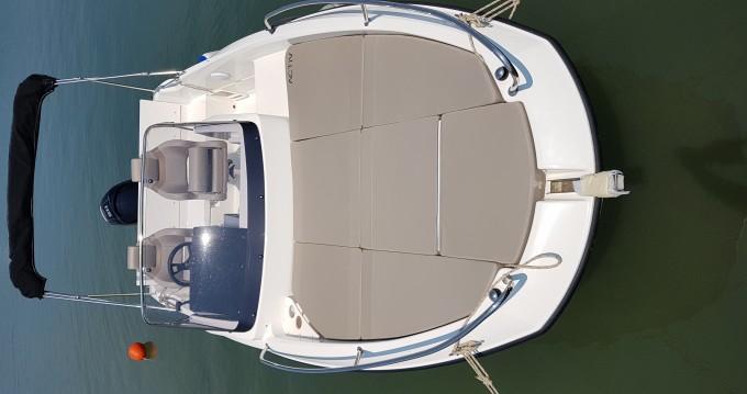 Alquiler de barcos Medulin barato de Quicksilver activ 605 sundeck