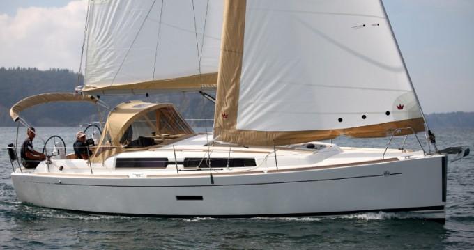 Alquiler de barcos Marmaris barato de Dufour 335 GL