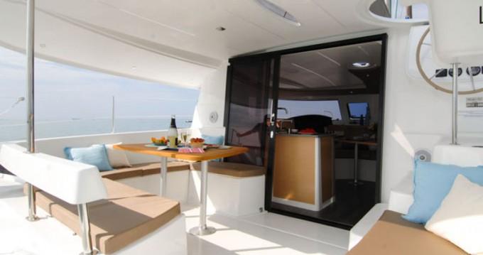 Alquiler de barcos Marmaris barato de Lipari 41 Maestro evo
