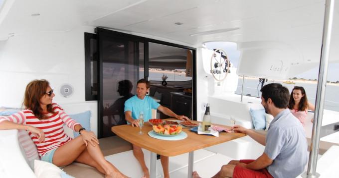 Alquiler Catamarán en Marmaris - Fountaine Pajot Lipari 41 Maestro evo