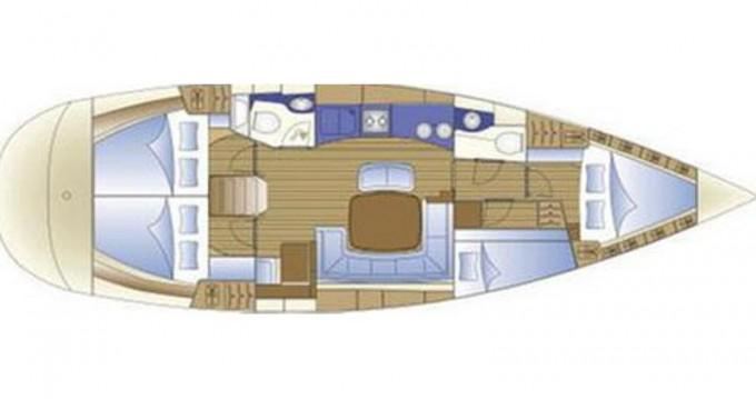Alquiler de barcos Sukošan barato de Bavaria 44