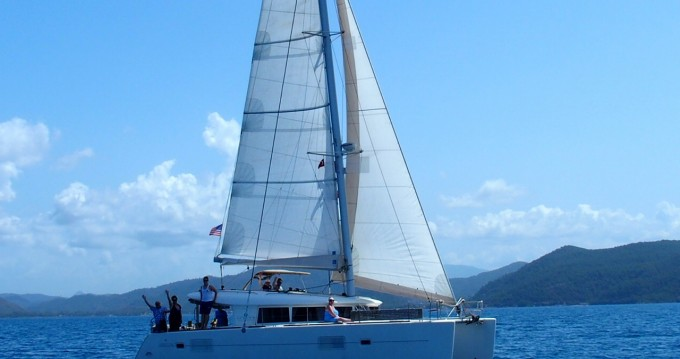 Lagoon Lagoon 400 entre particulares y profesional Fethiye