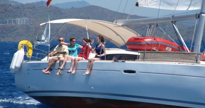 Alquiler de yate Fethiye - Bénéteau Oceanis 43 en SamBoat