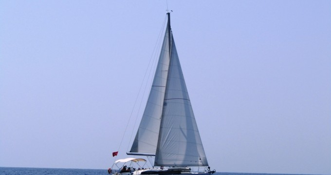 Alquiler Velero en Fethiye - Bénéteau Oceanis 43