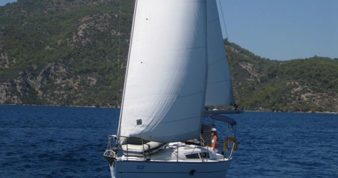Jeanneau Sun Odyssey 32 i entre particulares y profesional Fethiye