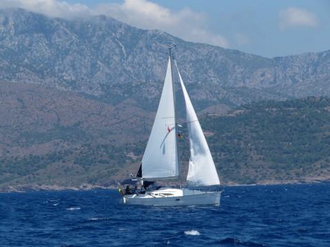 Alquiler de Jeanneau Sun Odyssey 32 en Fethiye