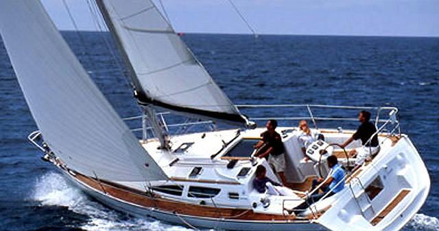 Alquiler Velero en Fethiye - Jeanneau Sun Odyssey 35