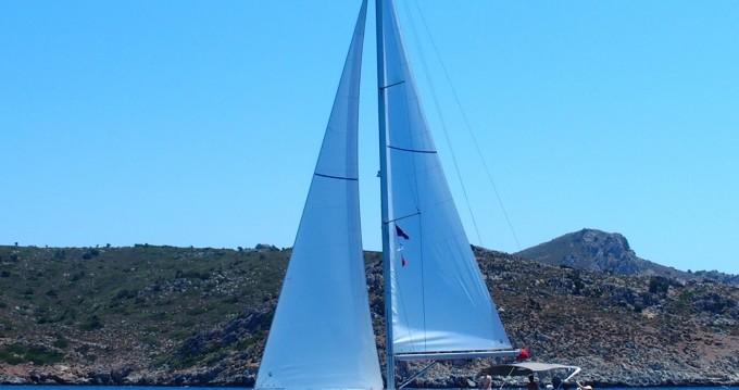 Alquiler de Jeanneau Sun Odyssey 439 en Fethiye